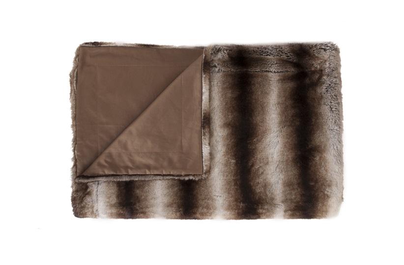 Faux fur throws cushions throws the sofa chair company for Fur throws for sofas