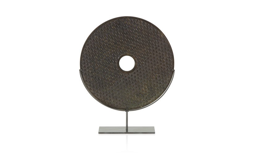 Bronze Dots Medium