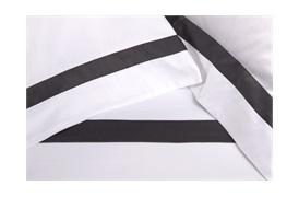 Border S- King Set - Standard Pillowcases