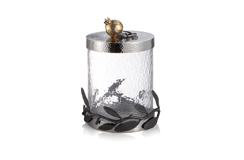 Pomegranate Canister
