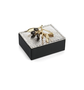 Olive Branch Jewellery Box
