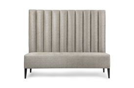 Fluted Banquette