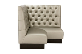 Buttoned Banquette