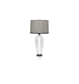 Petite Concave Silver