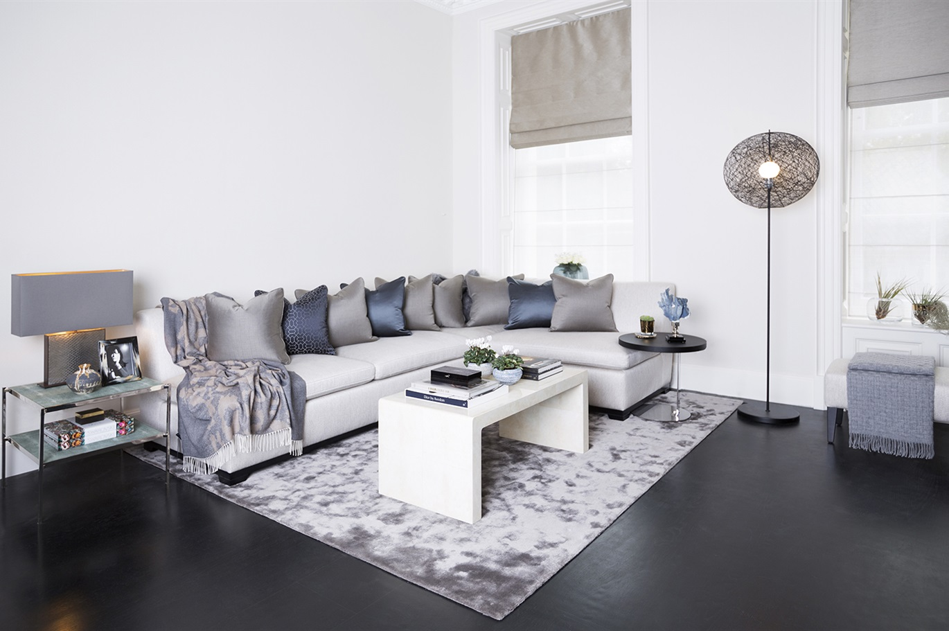 Chester Terrace Living Room The Sofa Chair Company