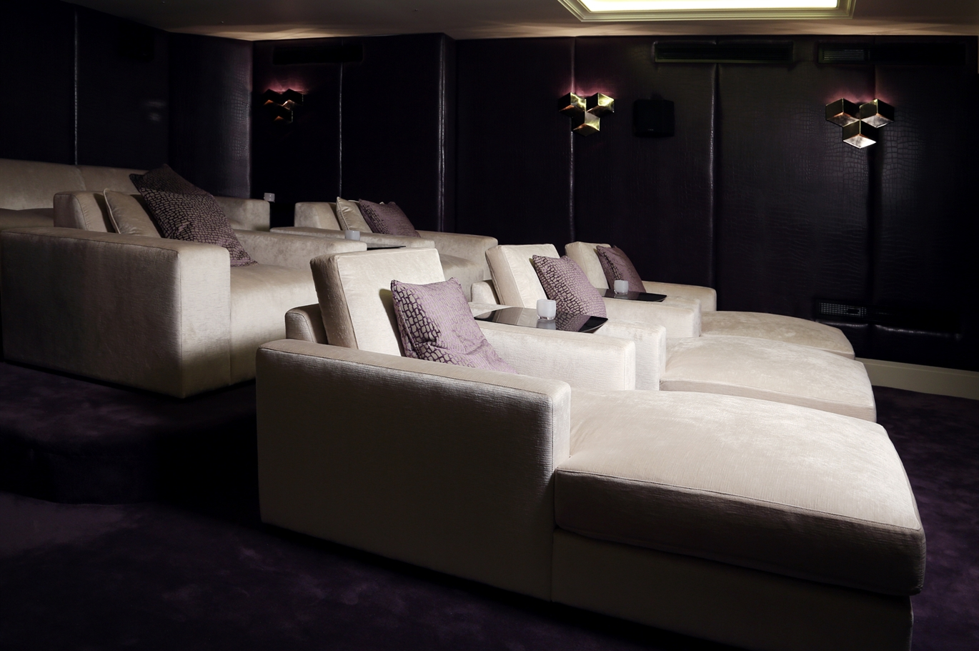 Cool Bedroom Lighting Ideas Cinema Room The Sofa Amp Chair Company