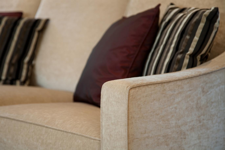 Regal reception the sofa chair company for Sofa chair company