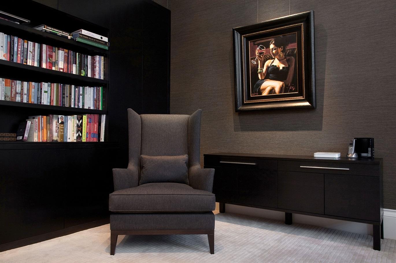 Traditional Study The Sofa Amp Chair Company