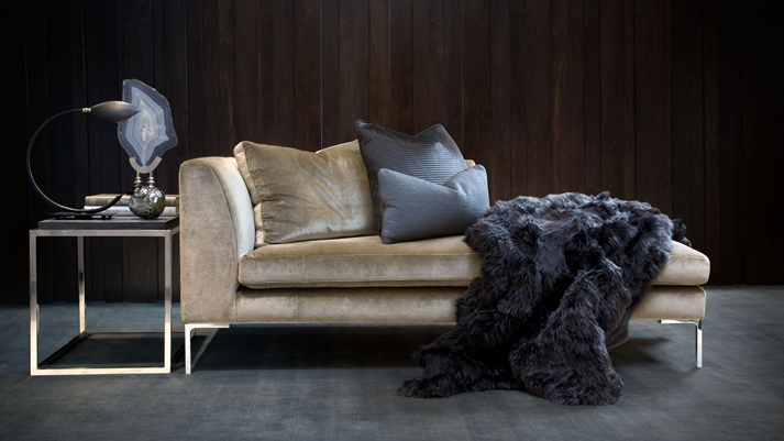 Luxury chaise longues handmade in london the sofa for Chaise longues uk