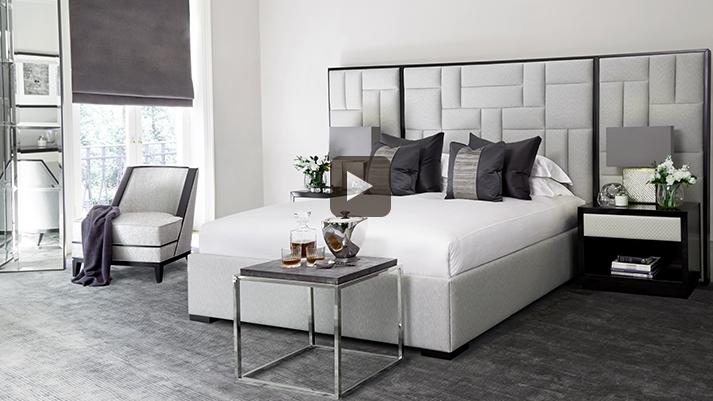 Upholstered Luxury Amp Designer Headboards The Sofa