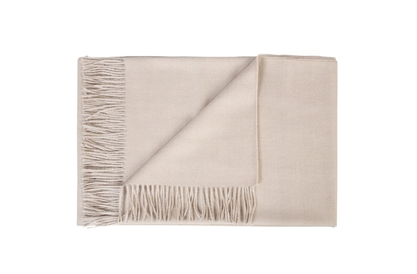 Tassled Throw Wheat