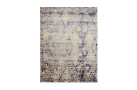 Florence Rug 250x300cm in IVORY/SILVER BLUE