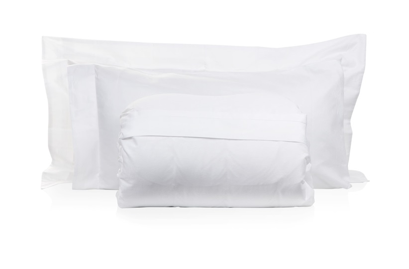 Tempace Jacquard S King Duvet Set White
