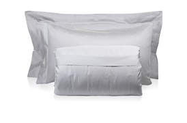 Tempace Paisley Super King Duvet Set Grey with Super king pillowcaes