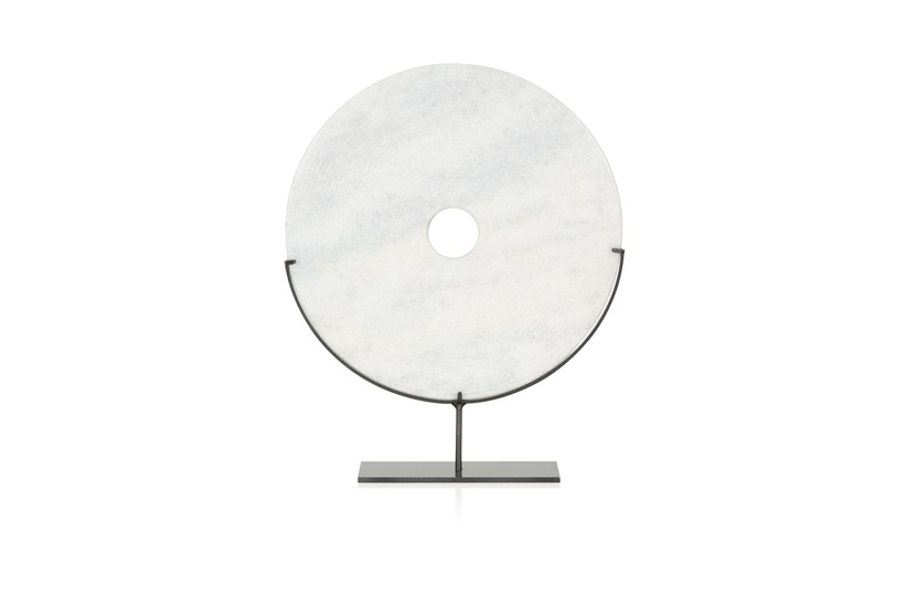 White Circle Medium