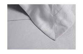 Tempace Jacquard Oxford Pillowcases Grey