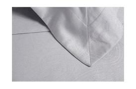 Tempace Jacquard Oxford Pillowcases Grey