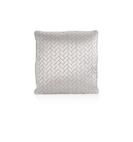 Esher Silver Grey Cushion