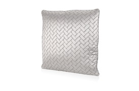 Esher Silver Grey Cushion