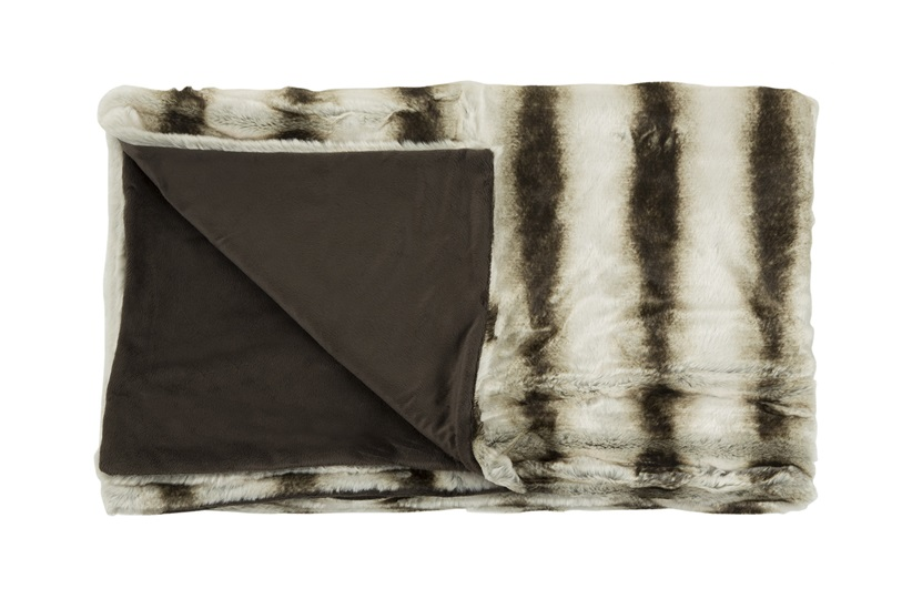 Chamonix Faux Fur Throw