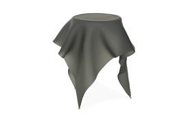 Foulard Side Table