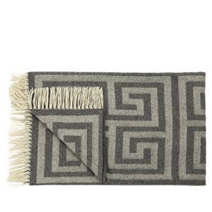 Grey Key Throw