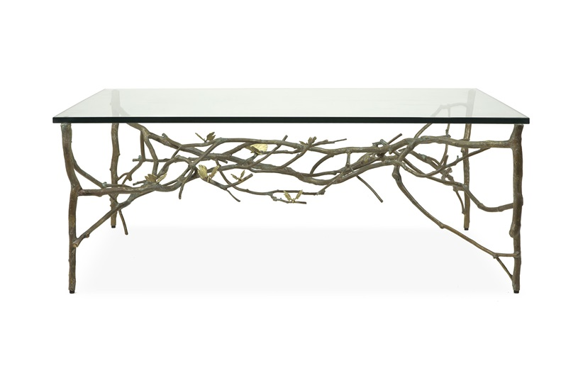 Butterfly Gingko Coffee Table