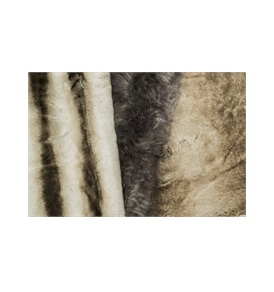 Chamonix Faux Fur Throw