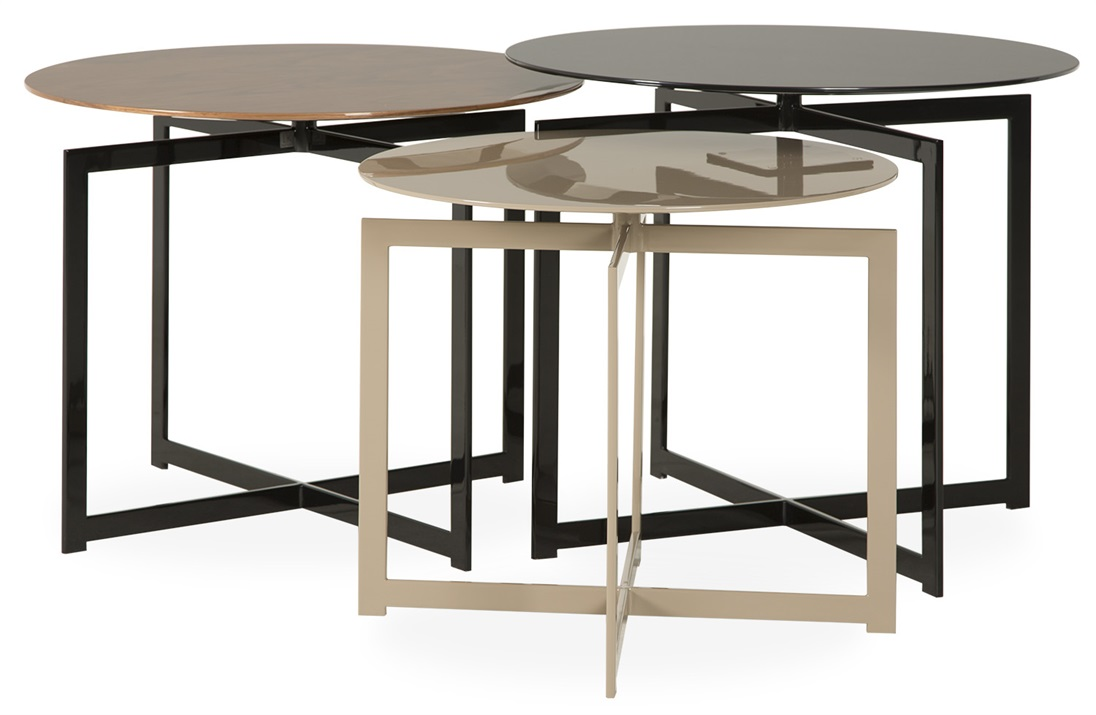 Edie Nesting Tables Coffee Amp Side Tables The Sofa