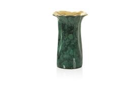 Malachite Vase