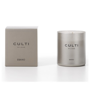 Culti Candle Champagne 235G Ebano
