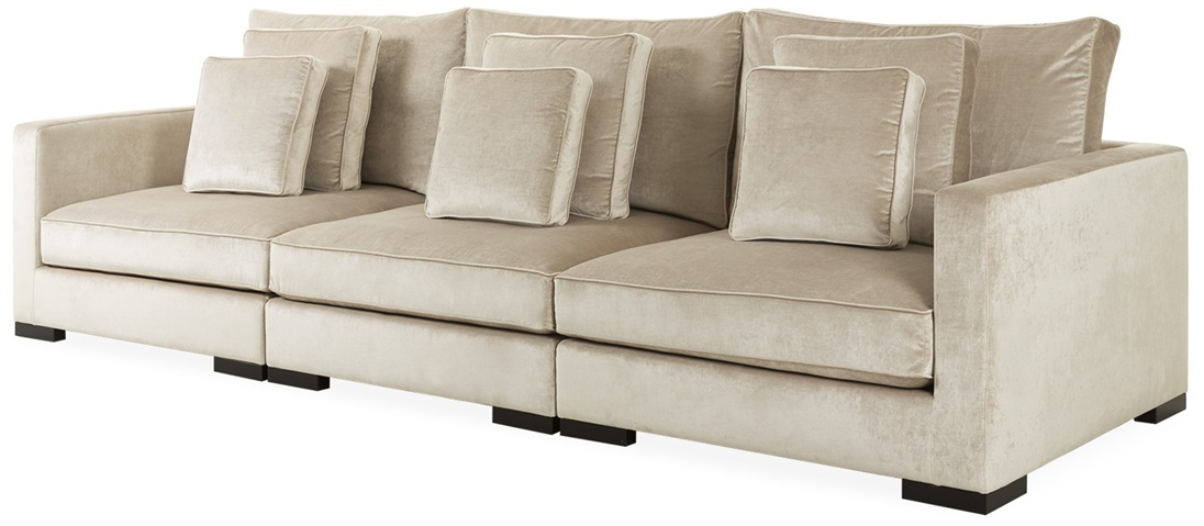Henley Large Modular Sofas The Sofa Chair Company