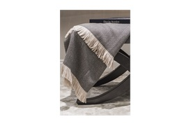 Two-Tone Throw