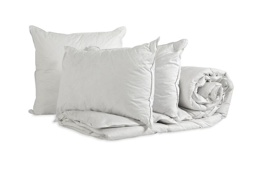 European Duck Down        Pillows & Duvets