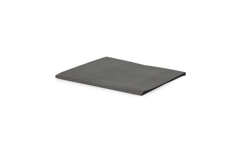 Super King Flat Sheet    Grey