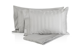 Caily Jacquard Superking Size Set - Silver Grey