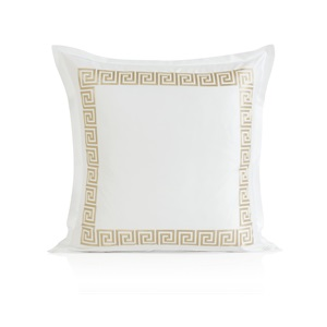 Peter Reed Athena Oxford Pillowcase - Metallic Stone