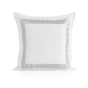 Peter Reed Athena Oxford Pillowcase - Metallic Silver