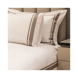 400tc Alessandro Duvet  Set   With a Prisma Border
