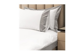 Varenna King Duvet Set       Silver Grey