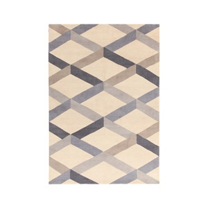 Optical Geometric Rugs