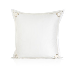 Peter Reed Hera Oxford Pillowcase - Metallic Stone