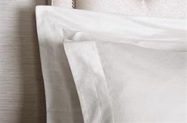 Tempace Paisley Housewife Pillowcases White - standard