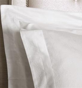 Tempace Jacquard Oxford Pillowcases White