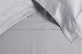 Tempace Paisley Double Duvet Set Grey
