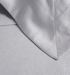 Tempace Jacquard King      Duvet Set Grey