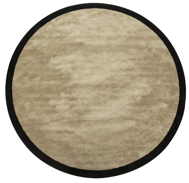 Barker Border Round Rug Rugs The Sofa Amp Chair Company