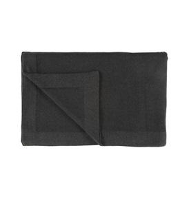 Trieste Blanket Charcoal