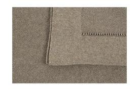 Trieste Blanket Mocha