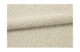 Chain Rib Wheat Throw
